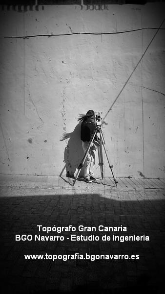 Topografía BGO Navarro - Topógrafo Gran Canaria